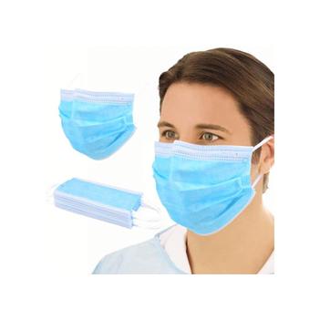 3 Rétegű szájmaszk maszk légzésvédő védőmaszk