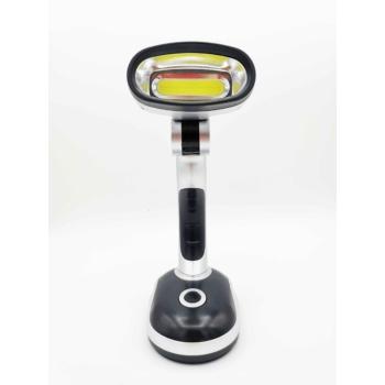 COB Led lámpa elemes asztali lámpa USB fa-bl009