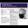 Kép 2/3 - Portwest cv33 certificate