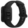 Kép 6/7 - Xiaomi Mi watch Lite Fekete - hátoldal, oldalról