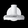 Kép 7/9 - Xiaomi SmartMi Fan 2S ventilátor felülnézet